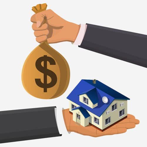 wealth through property