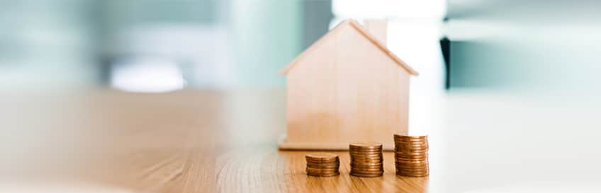 Saving the deposit for your first property