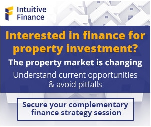 Interested in finance for property investment