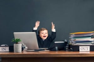Kid Success Learning Business Class Work Child 300x199