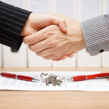Client And Agent exchange contracts in NSW