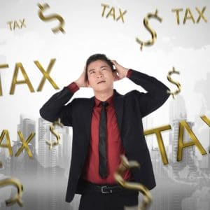 Sole traders tax