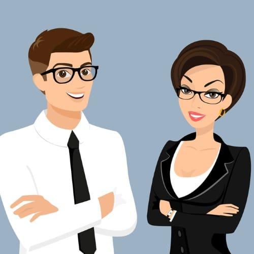 Handle Finances Man or Woman