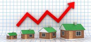 Property price grow