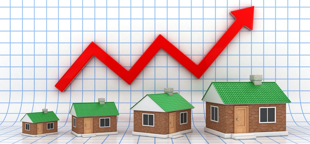 Property price grow