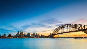 Sydney Harbour Bridge Istock