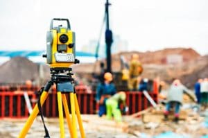 The Land Surveying Equipment