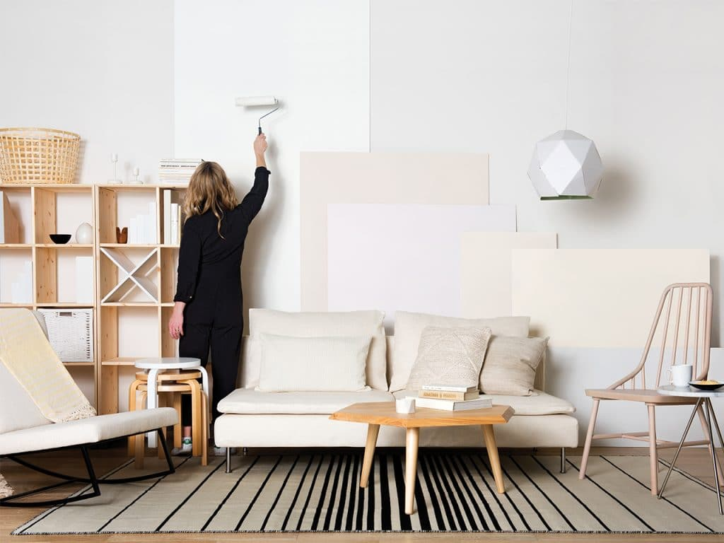 Paint The Interior With Neutral Shades
