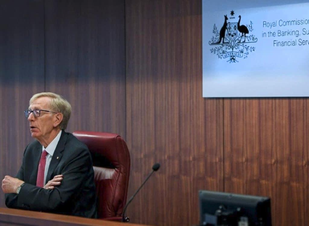 Royal Banking Royal Commission